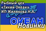 Рыбный цех «Тихий Океан» ИП Жилякова Н.А.: Наши новинки