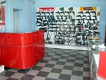 Оборудование магазина строительного инструмента. МТО. ИП Рачков С.В.