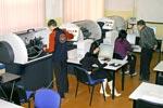 Токарный станок. Учебно-производственный участок CAD/CAM технологии и токарные станки с ЧПУ. Таганрогский авиационный колледж имени В.М. Петлякова