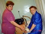 Физиотерапевтический кабинет. МБУЗ «Городская больница №3»