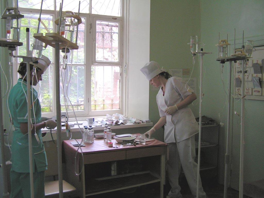 инфекционные заболевания среди медперсонала презентация