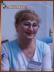 Врач-стоматолог Рау Светлана Витальевна. ООО «Стоматологическая клиника «АНТАРЕС»