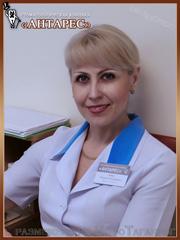 Врач-стоматолог Лобас Наталья Николаевна. ООО «Стоматологическая клиника «АНТАРЕС»