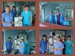 Операционный блок. МБУЗ «Детская городская больница»