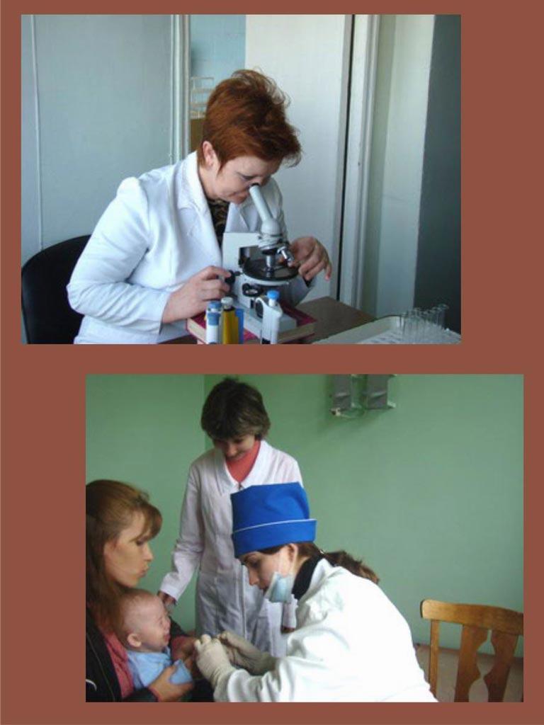 Сегодня на базе централизованной многопрофильной клинико-диагностической лаборатории николаевской городской больницы