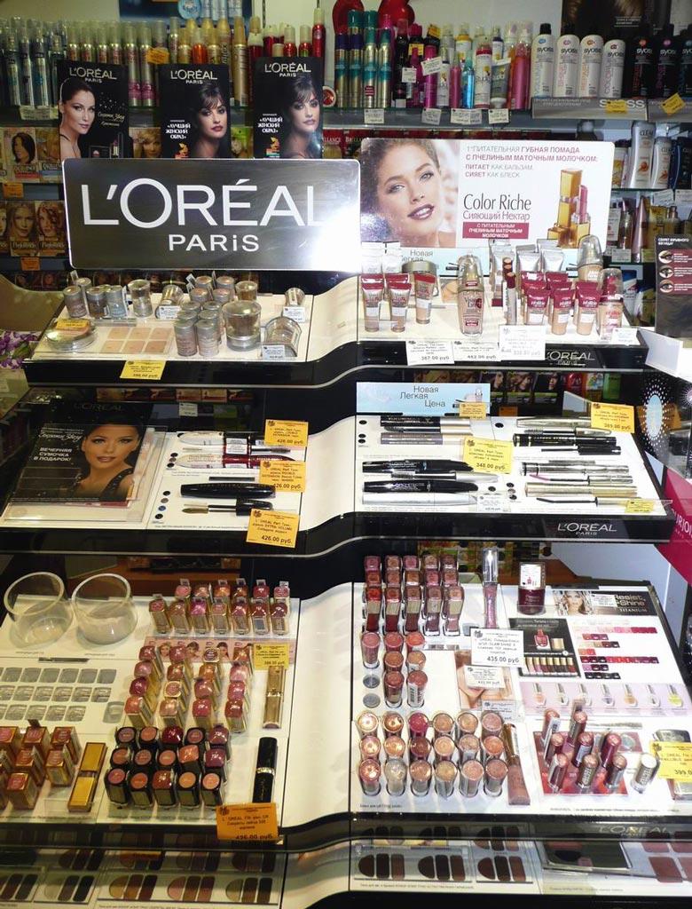 Магазины косметики светлана