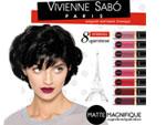 Помада Matte Magnifique от Vivienne Sabo. Парфюмерия и косметика, сеть фирменных магазинов «Светлана»