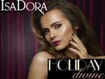 Коллекция для праздничного макияжа Holiday Divine от IsaDora. Парфюмерия и косметика, сеть фирменных магазинов «Светлана»