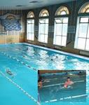 Занятия по плаванию. Спортивно-оздоровительный комплекс «Прибой»