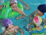 Обучение детей плаванию. Спортивно-оздоровительный комплекс «Прибой»