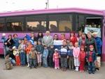 Сотрудники ТТУ на отдыхе. МУП «Трамвайно-троллейбусное управление» г. Таганрога