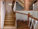Изготовление и монтаж деревянных лестниц. «Мир Леса»