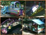 Строительство детских площадок. «Мир Леса»