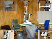 Новое рабочее место офтальмолога. Кабинет коррекции зрения