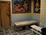 Водный зал. Оздоровительный комплекс «Русские бани»