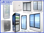 Холодильные шкафы. Магазин-склад «Айсберг»