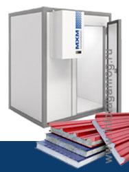Холодильные камеры на заказ. Ремонт холодильного оборудования