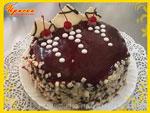 Торт «Вишневый мед». Кондитерский цех «Ириска»