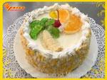 Торт «Банановое наслаждение». Кондитерский цех «Ириска»