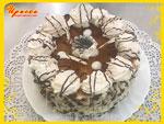 Торт «Маковый поцелуй». Кондитерский цех «Ириска»