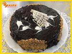 Торт «Шоколадный микс». Кондитерский цех «Ириска»