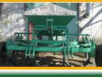 Приспособление для внесения гранулированных удобрений на РВН. Приспособления для уборки подсолнечника от Таганрогсельмаш