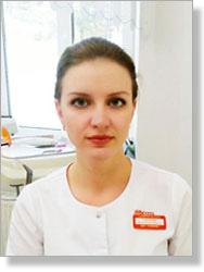 Анна Александровна Трубникова, врач-стоматолог