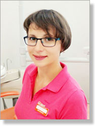 Наталья Владимировна Аникина, врач-стоматолог