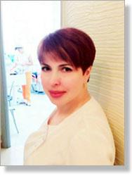 Светлана Петровна Удод, медсестра