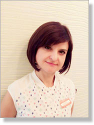 Лариса Владимировна Студенская, медсестра