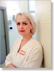 Ирина Викторовна Яковенко, медсестра