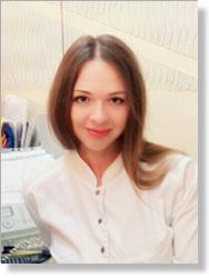Мария Юрьевна Кочубей, регистратор