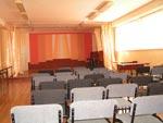 Актовый зал. Дворец детского творчества