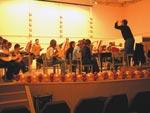 Репетиция оркестра. ГБПОУ РО «Таганрогский музыкальный колледж»