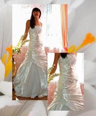 Свадебные платья-2009 от салона «Жасмин». Свадебный салон «Жасмин»