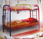 Двухъярусная кровать «Мальвина»