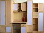 Мебель для детских комнат и учреждений