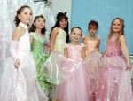 Свадебный салон-ателье «Евгения» - Коллекция детских праздничных платьев - 2008