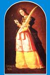 Святая Аполлония Александрийская — покровительница стоматологов. Сеть стоматологических кабинетов «Стоматология 32»