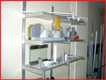 Стеллажи и САП. Системы Алюминиевых Профилей