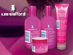Уход за вьющимися волосами от Lee Stafford. Парфюмерия и косметика, сеть фирменных магазинов «Светлана»