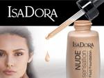 Тональный крем IsaDora. Парфюмерия и косметика, сеть фирменных магазинов «Светлана»