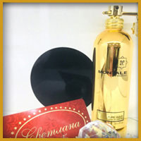Montale духи Pure Gold. Парфюмерия и косметика, сеть фирменных магазинов «Светлана»