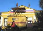 Поворотная вышка. МУП «Трамвайно-троллейбусное управление» г. Таганрога