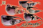 Солнцезащитные очки и оправы от бренда Ed Hardy. Магазин «Элит Оптика»