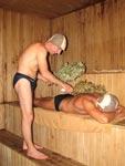 Парные. Оздоровительный комплекс «Русские бани»