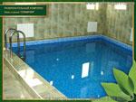 Бассейн. Развлекательный комплекс базы отдыха «Олимпия»
