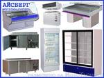 Холодильное и тепловое оборудование, сплит-системы и моноблоки. Магазин-склад «Айсберг»