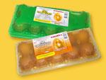 Яйца, обогащенные селеном и йодом. Яйцо куриное от производителя