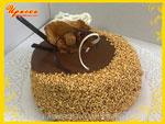 Торт «Ириска». Кондитерский цех «Ириска»